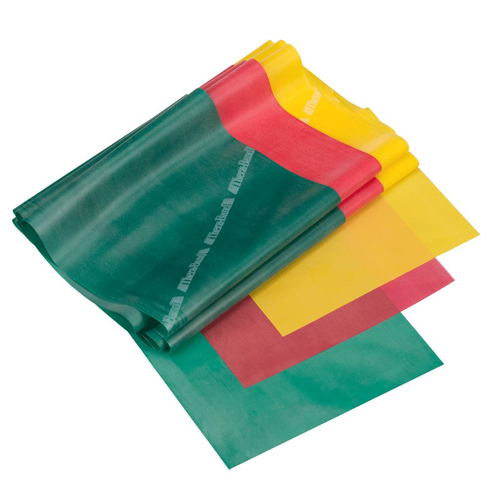 Thera-Band Latex Resistance Bands