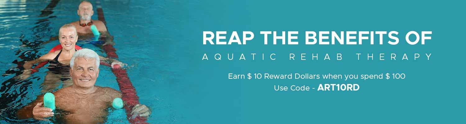 Reap the Benefits of Aquatic Rehab Therapy
