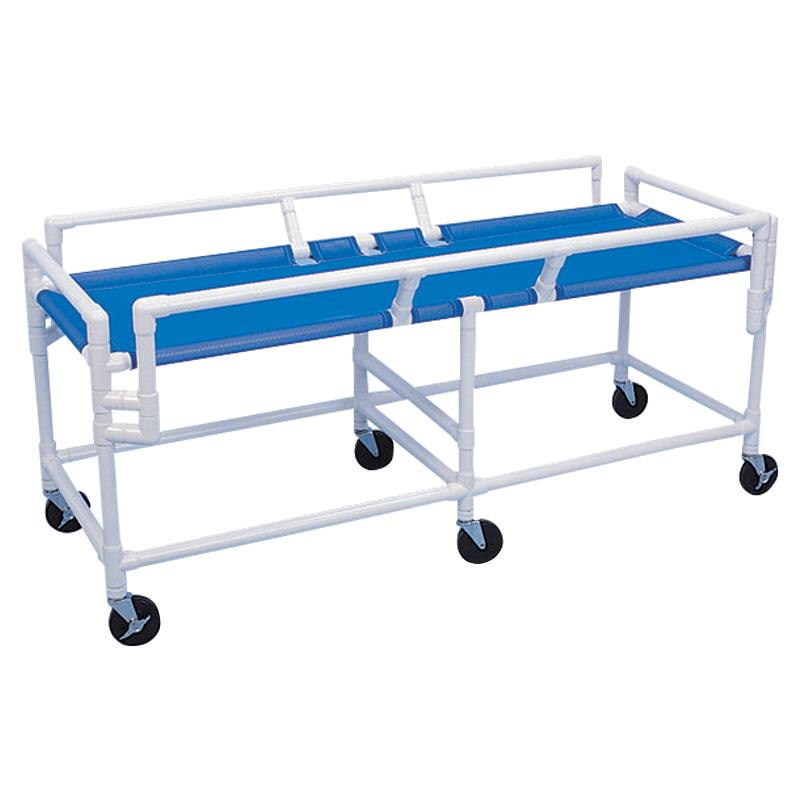 Healthline Transport Shower Gurney | Shower Beds and Gurneys