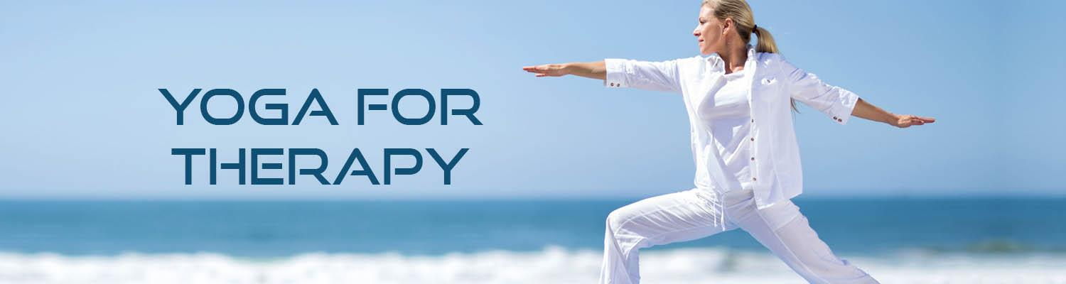 Using Yoga for Therapy