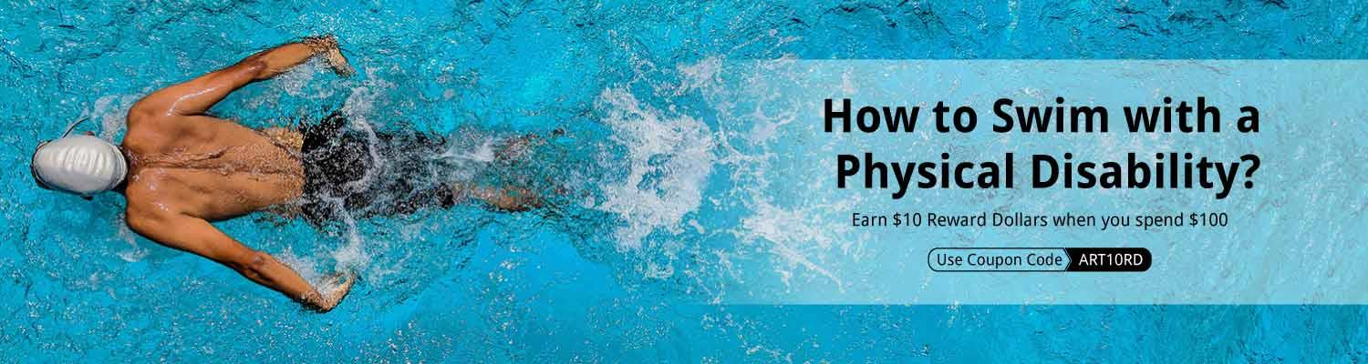 How to Swim with a Physical Disability?