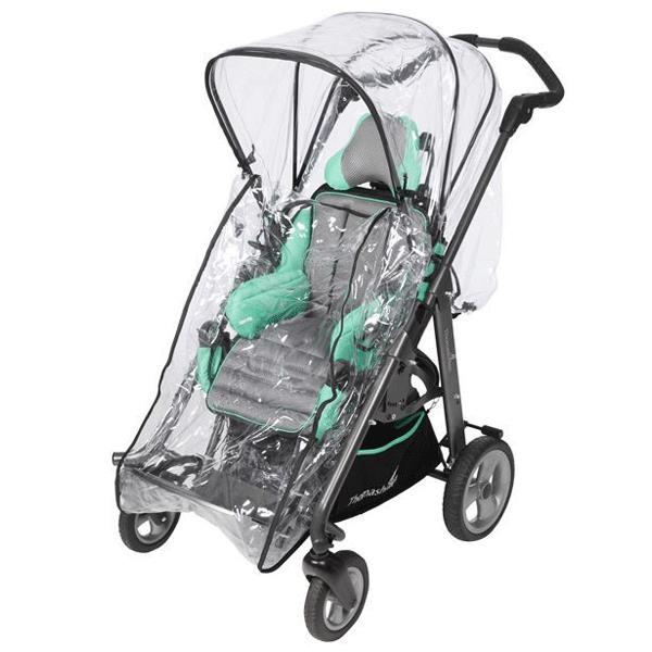... tRide Stroller - Canopy Rain Only Clear ...  sc 1 st  Health Products For You & Thomashilfen tRide Stroller | Strollers
