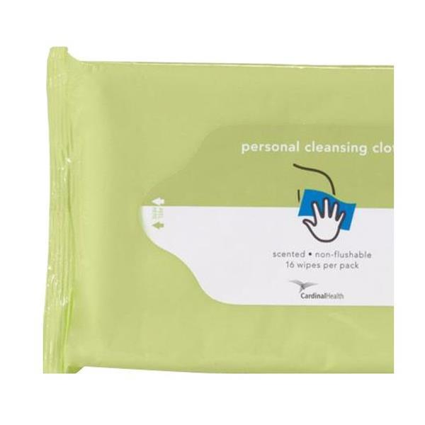Cardinal Health Personal Cleansing Cloth