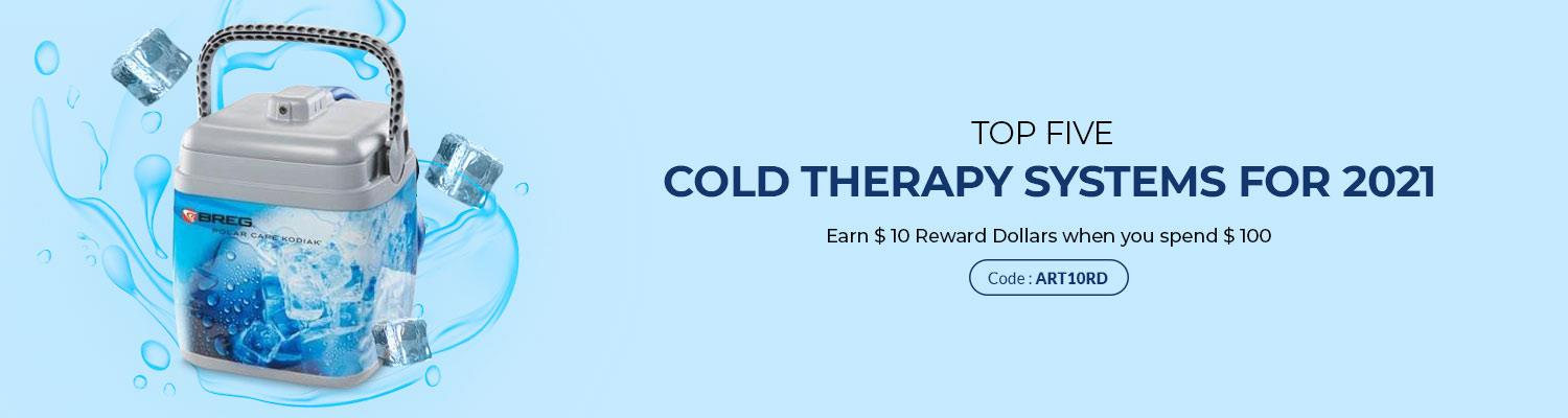 Top Five Cold Therapy Systems for 2021