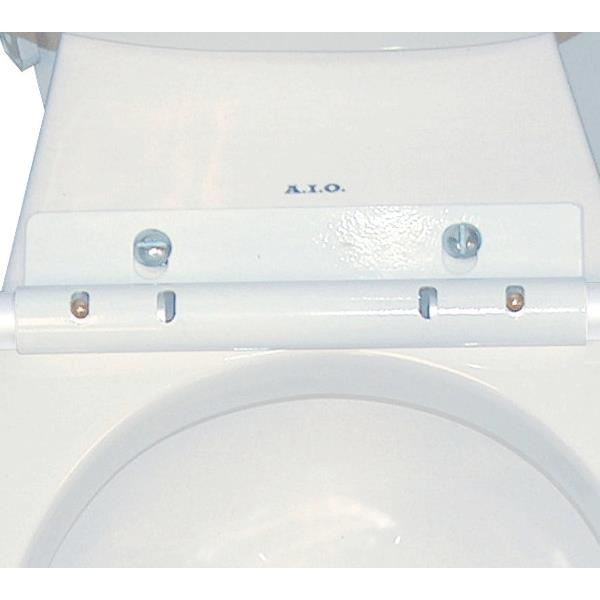 Drive Knock Down Toilet Safety Frame | Grab Bars & Safety Rails