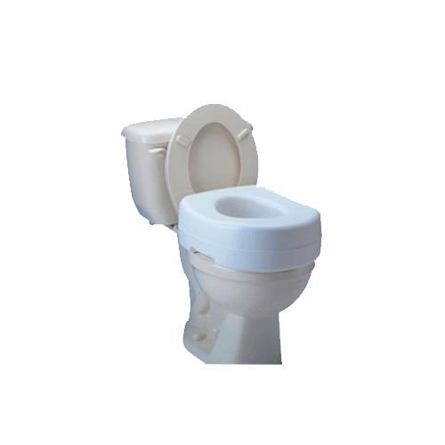 Carex Raised Toilet Seat Raised Toilet Seats