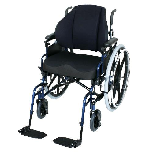 Acta Back 10 Inches Tall Wheelchair Back Support Back