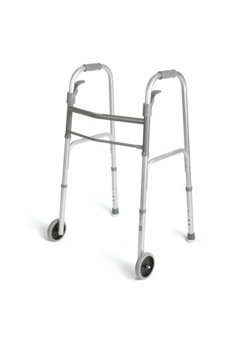 Enjoyable Medline Folding Paddle Walkers Gmtry Best Dining Table And Chair Ideas Images Gmtryco