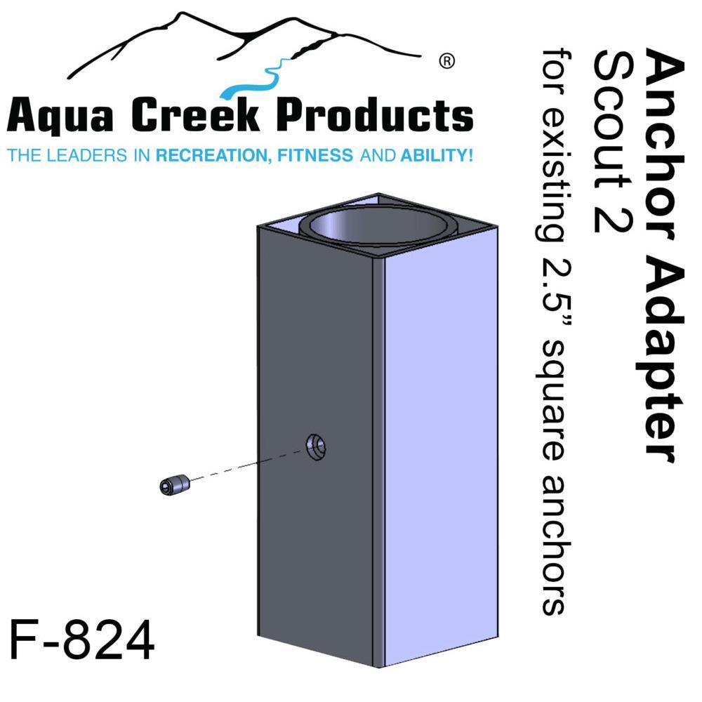 Aqua Creek Scout Pool Lift Anchor Lift Parts Amp Accessories