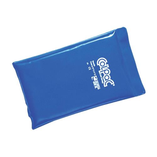 Chattanooga Blue Vinyl Colpac Cold Packs And Wraps