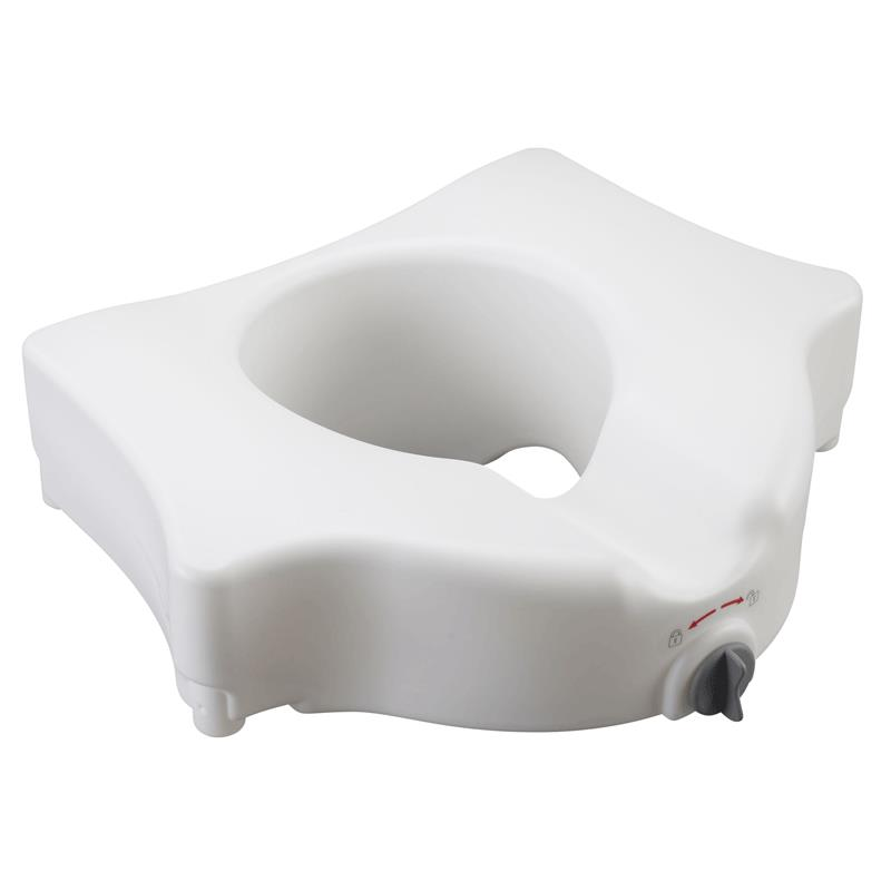 two in one toilet seat.  Drive Two In One Locking Elevated Toilet Seat RTL12026 Raised Seats