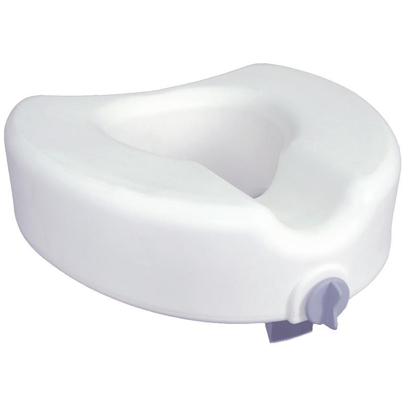 On Sale Elevated Raised Toilet Seat Elongated Seat