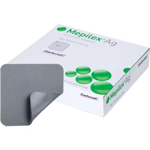 Antimicrobial Absorbent Foam Dressing With Safetac Ig Brand Molnlycke