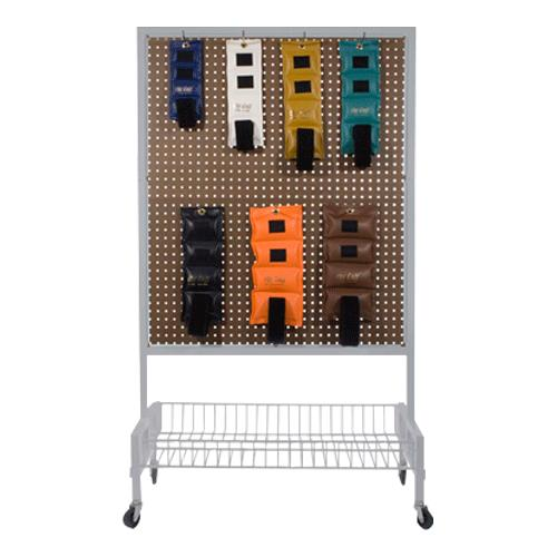 Cuff Rehabilitation Weight Set With Rack Weights