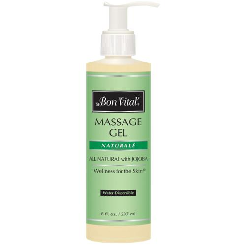 bon vital naturale massage gel massage creams and lotions. Black Bedroom Furniture Sets. Home Design Ideas