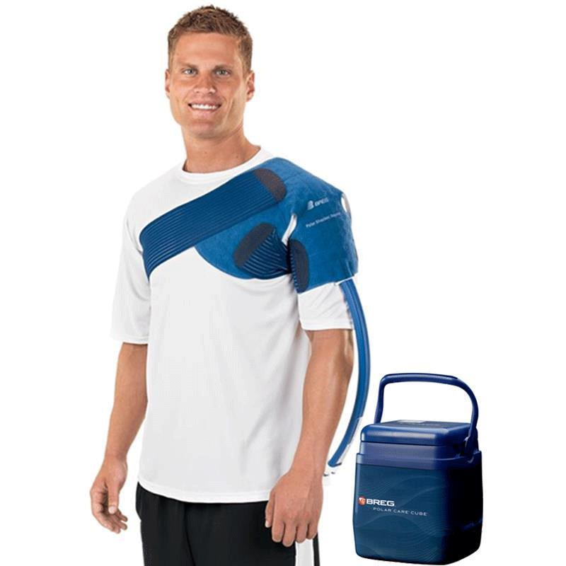 Amazon.com: Cold Therapy System Kit by AIS Clear - Ice ... |Medical Ice Therapy Machine