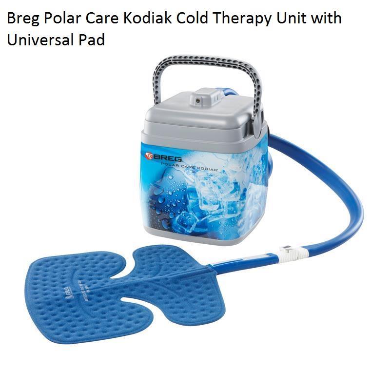 Breg polar care kodiak cold therapy unit hot cold for Motorized cold therapy unit