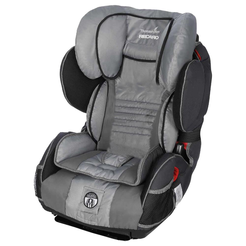 Recaro Car Seats Back Pain