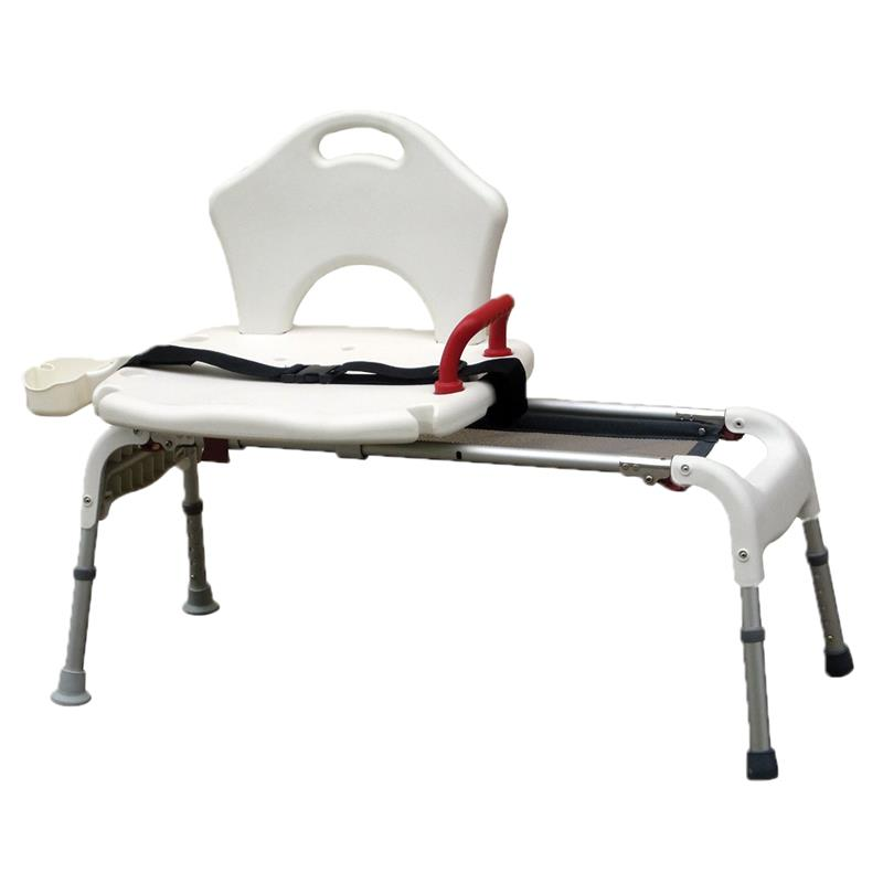 Drive Folding Universal Sliding Transfer Bench | Transfer benches