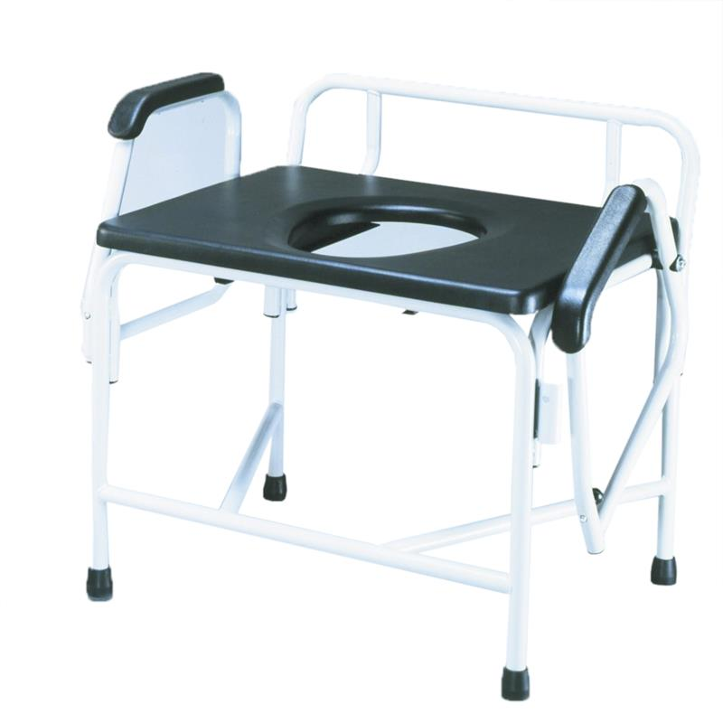 Nova Medical Bariatric Drop Arm Commode Bariatric Commodes