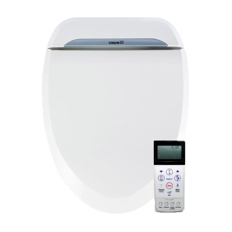 Bio Bidet Uspa Bidet Toilet Seat With Wireless Remote