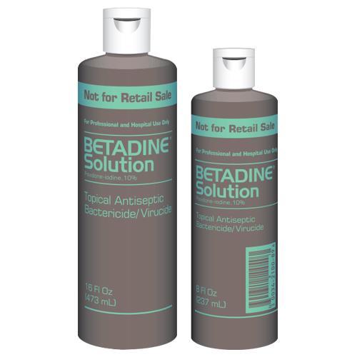 Purdue Betadine Antiseptic Solution