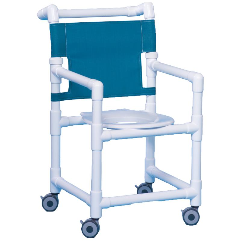 Duralife Economy Shower Chair With Wheels