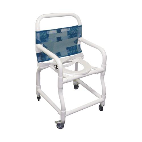 Duralife Shower Chair With Seat Belt | Shower Chairs