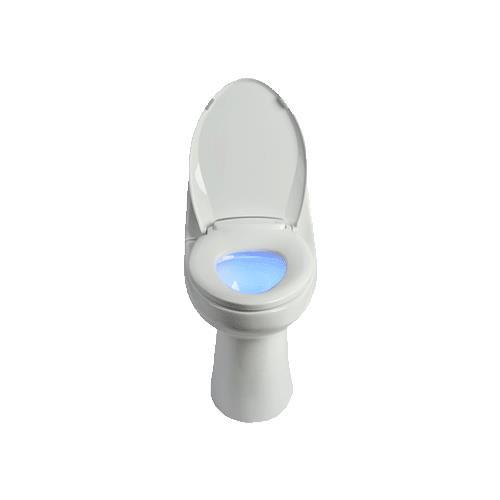 Stupendous Brondell Lumawarm Heated Nighlight Toilet Seat Bralicious Painted Fabric Chair Ideas Braliciousco