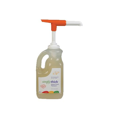 Useful Home Articles Drinking Water Hand Pump For Bottled: Simply Thick Food Thickener Gel In A Bottle With Pump