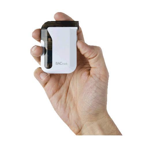 BACtrack Mobile Breathalyzer Portable Breath Alcohol Tester