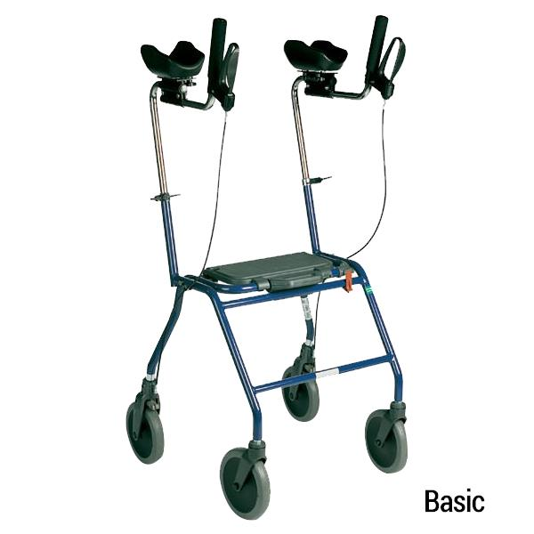 innovative design more photos a few days away Clarke Dolomite Alpha Walker with Forearm Support
