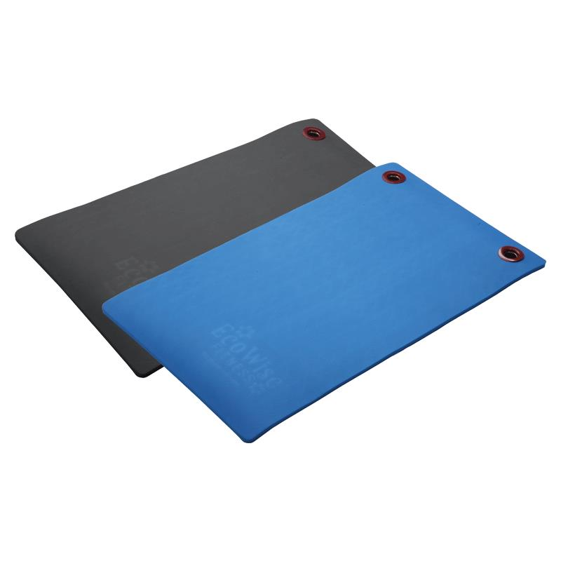 Ecowise Elite Workout Mat With Eyelets