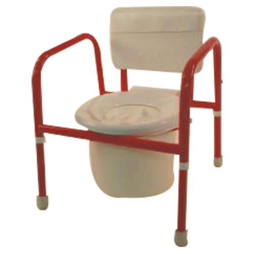 Tubular Fabricators Pediatric Commode With Adjustable Hook ...
