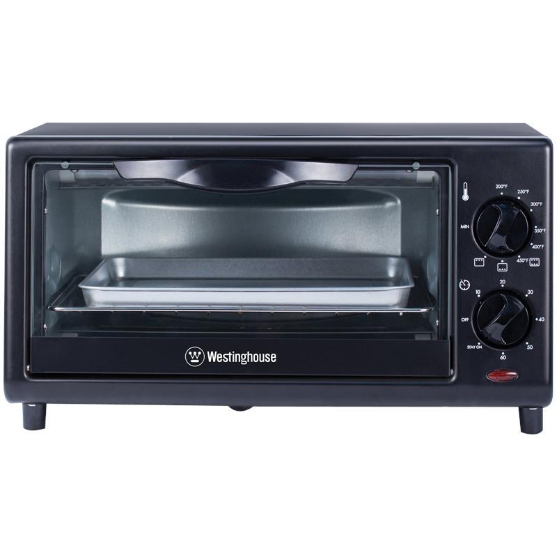 Toastmaster Stainless Steel Four Slice Toaster Oven
