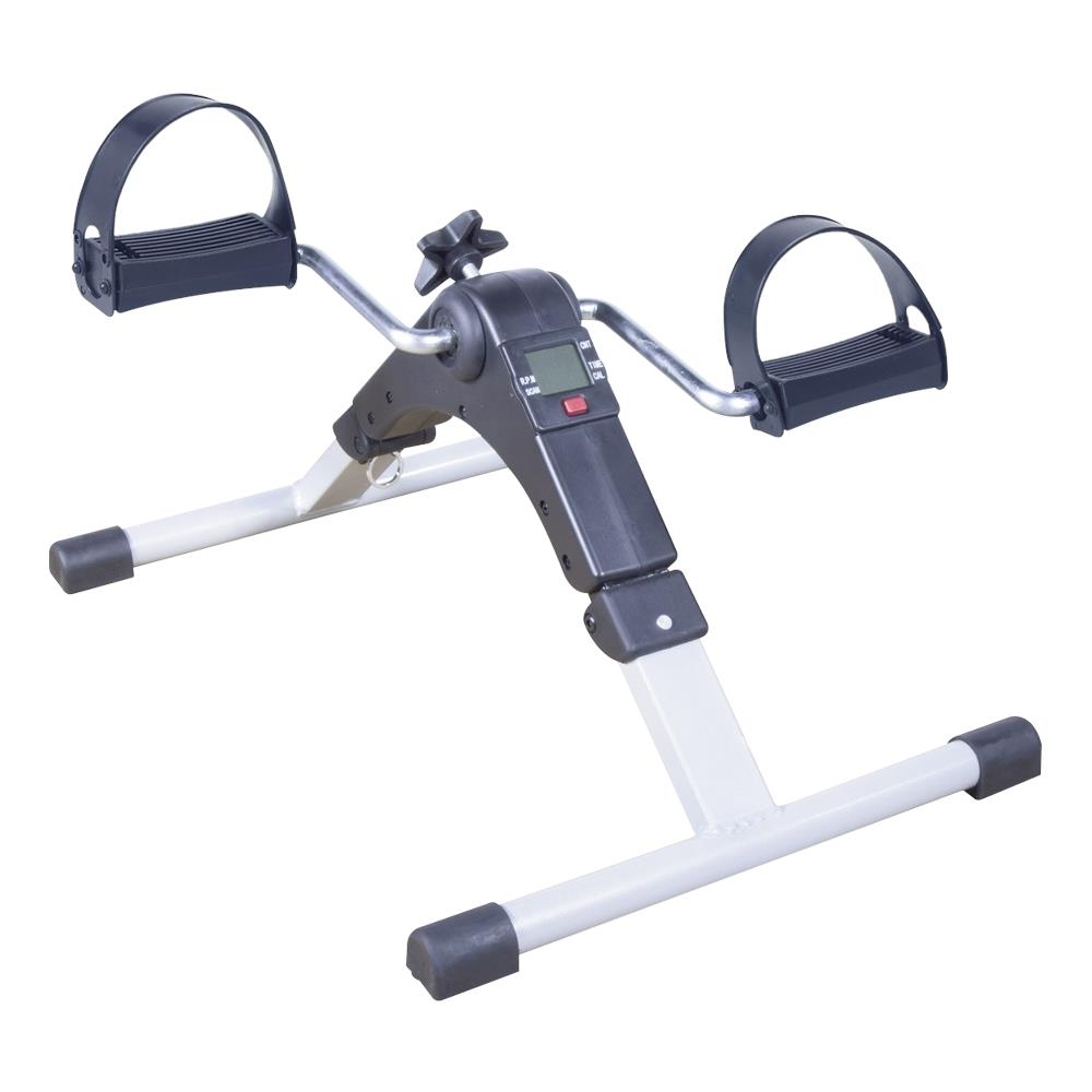 Pedal Exerciser For Ms: Drive Folding Exercise Peddler With Electronic Display