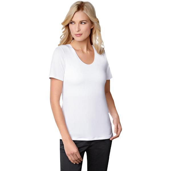 Amoena Valetta T-Shirt With Pocketed Shelf Bra | T-Shirts and Pajamas