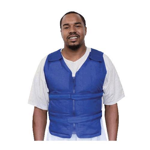 862a8124c9c2e Polar Cool58 Phase Change Adjustable Zipper Cooling Vest