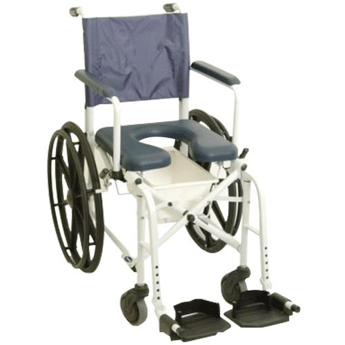 Invacare Mariner Rehab Shower Commode Chair With 16 Inches