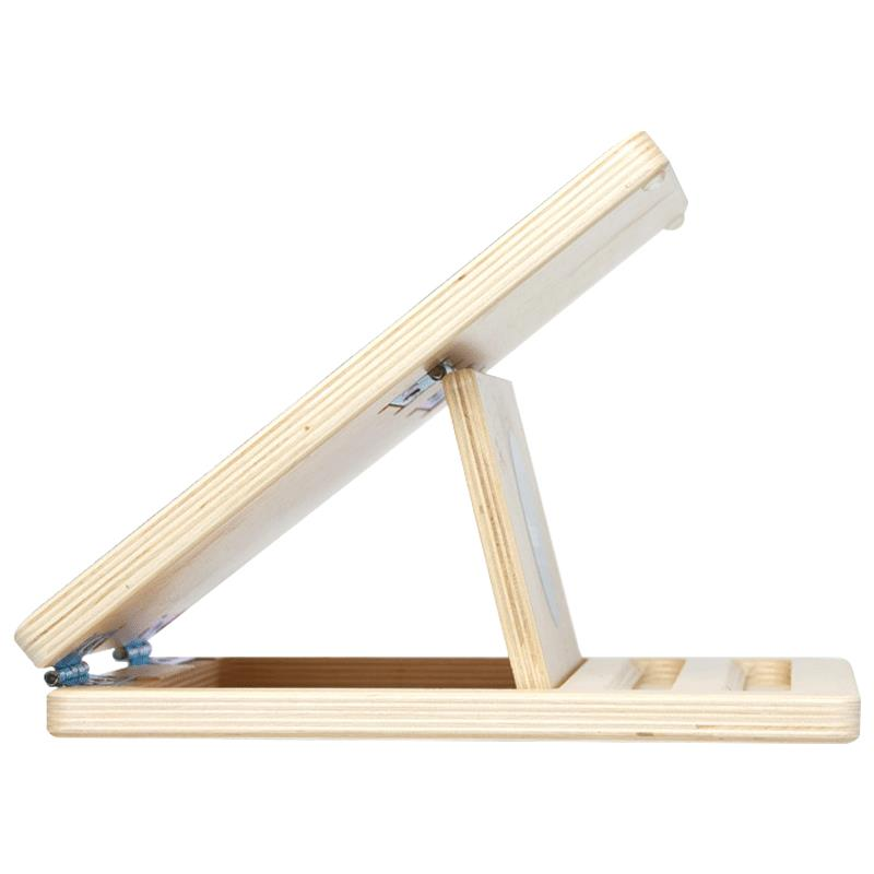 Fitterfirst Adjustable Slant Board Stretching And Flexibility