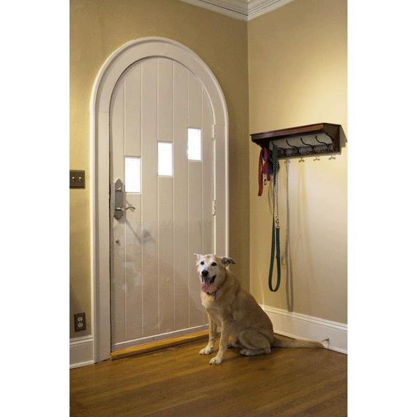 Cardinal Gates Pet Door Shield For Scratch Protection Child Safety