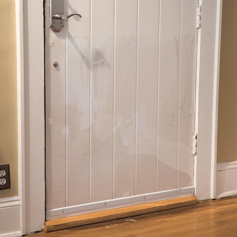 Cardinal Gates Pet Door Shield For Scratch Protection
