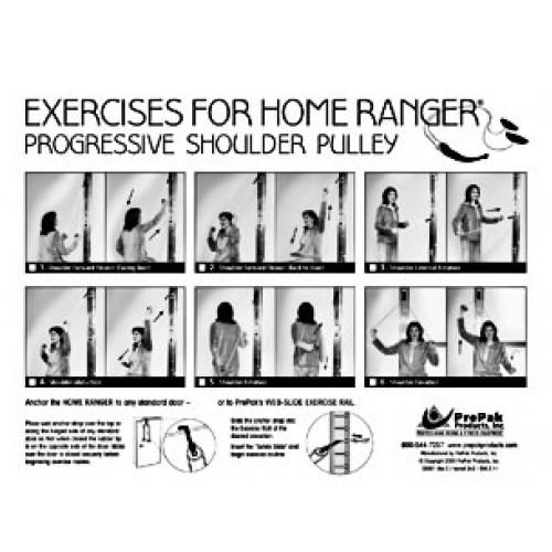 PrePak Home Ranger Shoulder Pulley Sheets   Pulleys ...