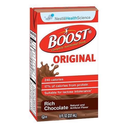 Amazon Com Boost Original Complete Nutritional Drink: Nestle Boost Original Complete Nutritional Energy Drink