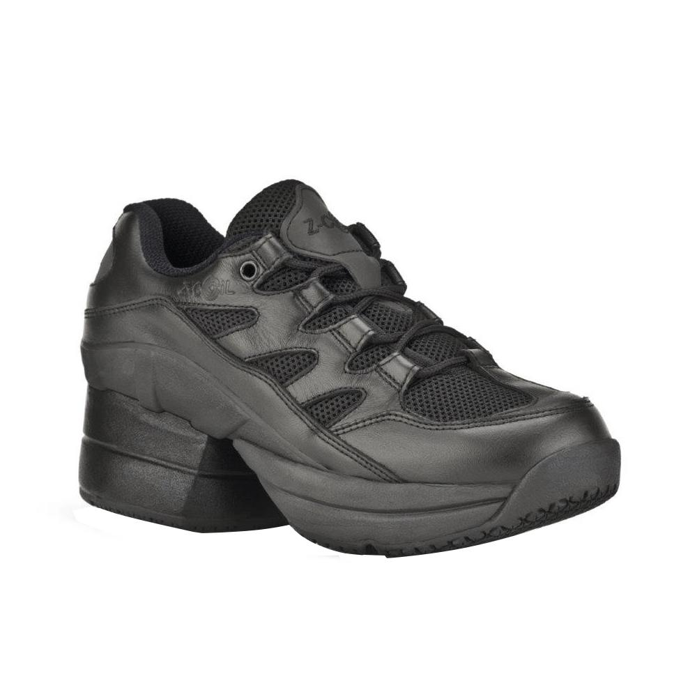 d4da0a8f2a2 Z-CoiL Freedom Classic Black Covered Coil Pain Relief Footwear