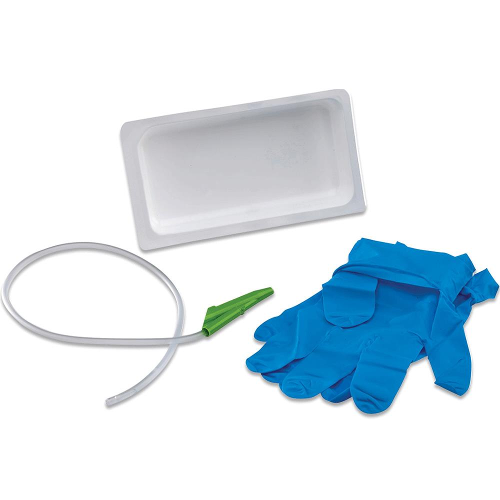 Covidien Argyle Graduated Suction Catheter Tray With