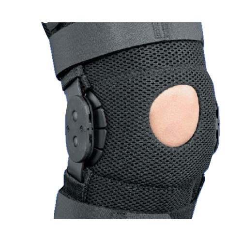 03d6e3f332 Breg Airmesh RoadRunner Soft Knee Brace | Knee Supports