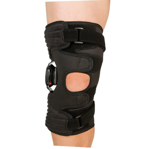 a9bb06c5ff Breg OA Impulse Pull Knee Brace - Lateral | OsteoArthritis Knee Braces