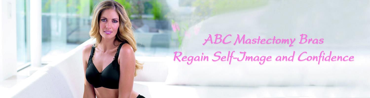ABC Mastectomy Bras – Regain Self-Image and Confidence