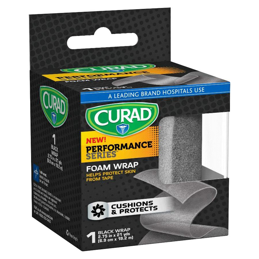Medline Curad Performance Series Foam Tape Medical Tapes